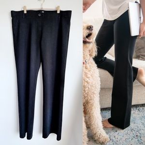 BETABRAND 2XL LONG Classic Bootcut Dress Yoga Pant